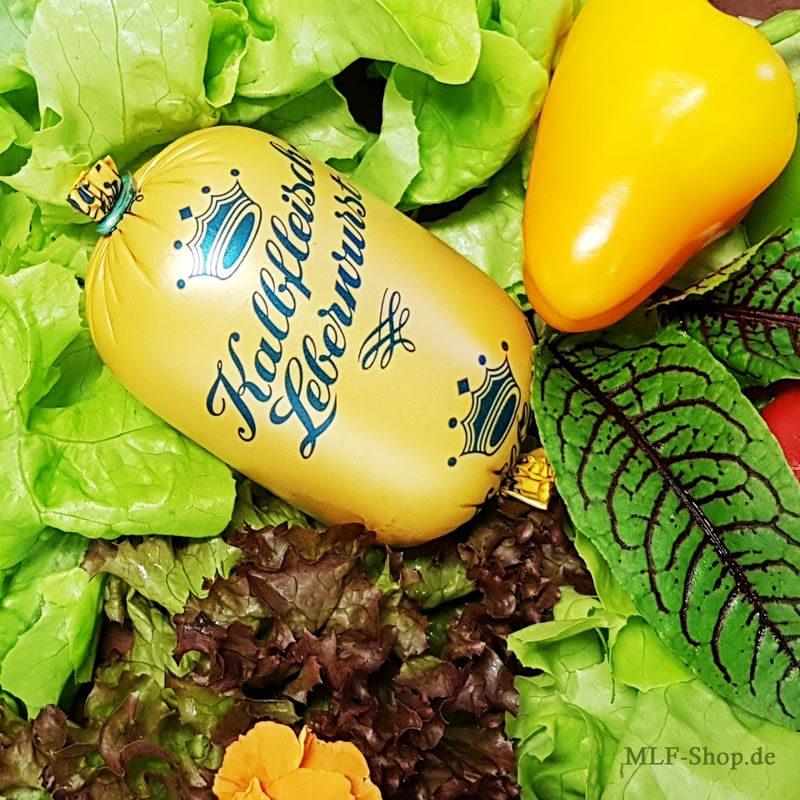 Kalbfleisch Leberwurst