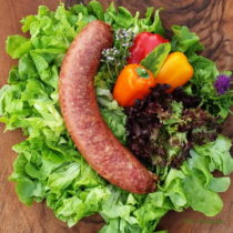 Mediterrane Knackwurst - Onlineshop