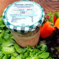 Hausmacher Leberwurst 300g aus Thüringen